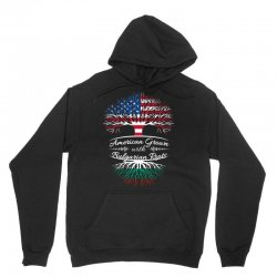 American Grown with Bulgarian roots Unisex Hoodie | Artistshot