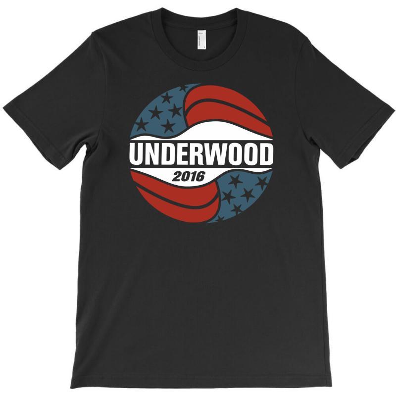 Underwood 2016 T-shirt | Artistshot