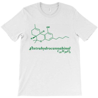 Tetra Cannabis T-shirt Designed By Mito220