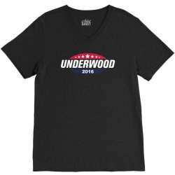 Underwood 2016 V-Neck Tee | Artistshot