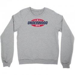 Underwood 2016 Crewneck Sweatshirt | Artistshot