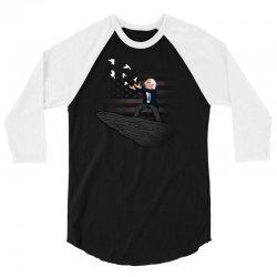 Magic Birdie Sanders 3/4 Sleeve Shirt | Artistshot
