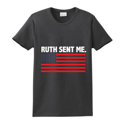 Ruth Sent Me Ladies Classic T-shirt Designed By Kakashop