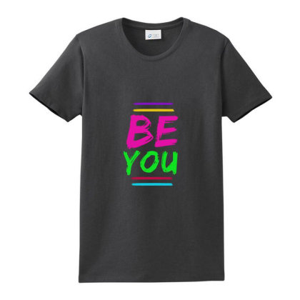 Be You Ladies Classic T-shirt Designed By Alparslan Acar