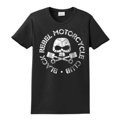 Black Rebel Motorcycle Club Ladies Classic T-shirt Designed By Nhan0105