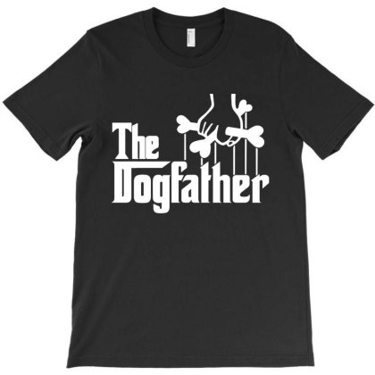 The The Dogfather T-shirt Designed By Mito220