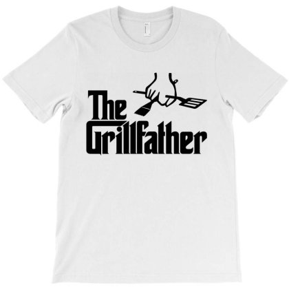 The Grillfather T-shirt Designed By Mito220
