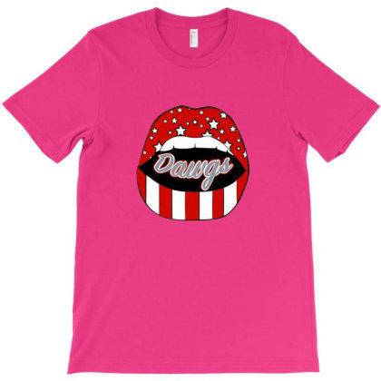 Lip T-shirt Designed By Naura Prisillya