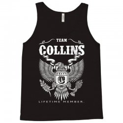 Team Collins Lifetime Member Tank Top | Artistshot