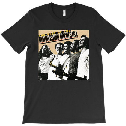 Mahavishnu Orchestra Merch T-shirt Designed By Dyona Asmarani