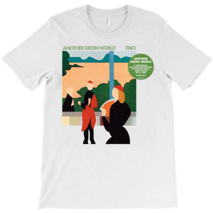 Brian Eno Music T-shirt Designed By Dhita Irwanda