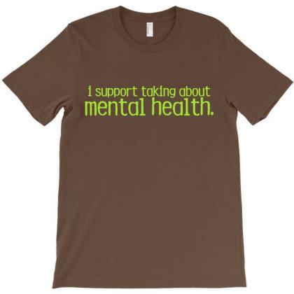 End The Stigma Merch T-shirt Designed By Dhita Irwanda