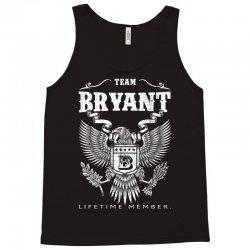 Team Bryant Lifetime Member Tank Top | Artistshot