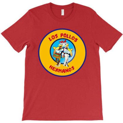Los Pollos Hermanos T-shirt Designed By Dyona Asmarani