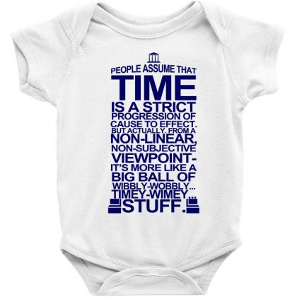 Doctor Who Typography Doc Dr Bbc Tardis Time Dalek New Tenth Baby Bodysuit