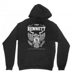 Team Bennett Lifetime Member Unisex Hoodie | Artistshot