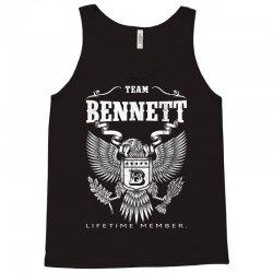 Team Bennett Lifetime Member Tank Top | Artistshot