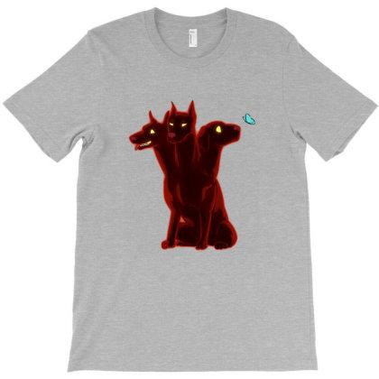 Cerberus Trojan Upgrade T-shirt Designed By Elga Vaniaputri