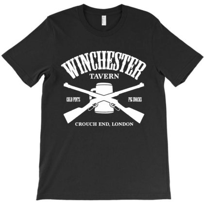 Winchester Tavern T-shirt Designed By Mito220