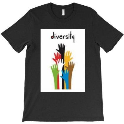 Diversity, Strength T-shirt Designed By Dyona Asmarani