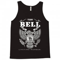 Team Bell Lifetime Member Tank Top | Artistshot