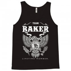Team Baker Lifetime Member Tank Top | Artistshot