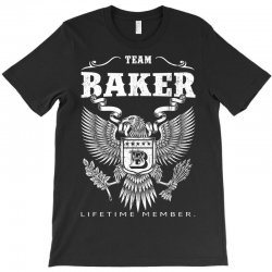 Team Baker Lifetime Member T-Shirt | Artistshot
