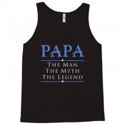 PAPA - Grandfather - granddad - Papaw B Tank Top | Artistshot