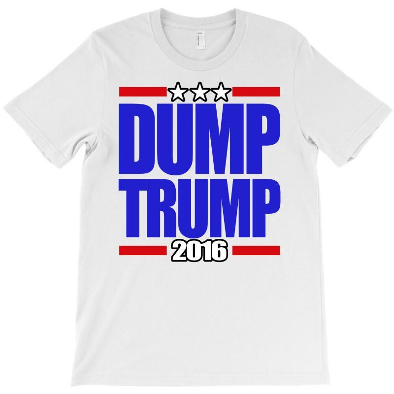 Dump Trump 2016 T-shirt | Artistshot