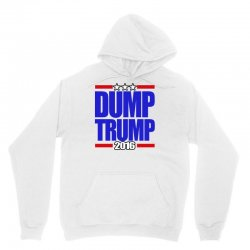 Dump Trump 2016 Unisex Hoodie | Artistshot