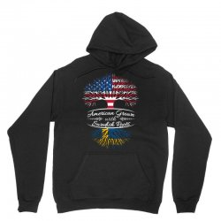 American Grown with Swedish roots Unisex Hoodie | Artistshot
