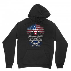 American Grown with Sottish roots Unisex Hoodie | Artistshot