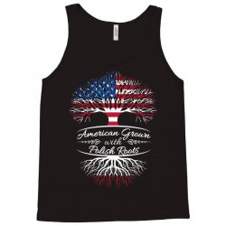 American Grown with Polish Roots Tank Top | Artistshot
