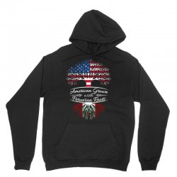 American Grown with Peruvian roots Unisex Hoodie | Artistshot