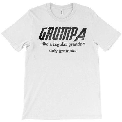 Grumpa Like A Regular Grandpa Only Grumpier T-shirt Designed By Schulz-12