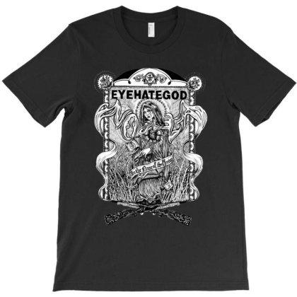 Eyehategod Band Merch T-shirt Designed By Ria Amarzhani