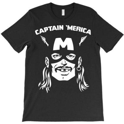 Captain 'merica T-shirt Designed By Schulz-12