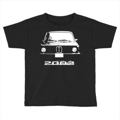 2002 Retro Pic Classic Automotive Toddler T-shirt Designed By Schulz-12