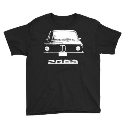 2002 Retro Pic Classic Automotive Youth Tee Designed By Schulz-12