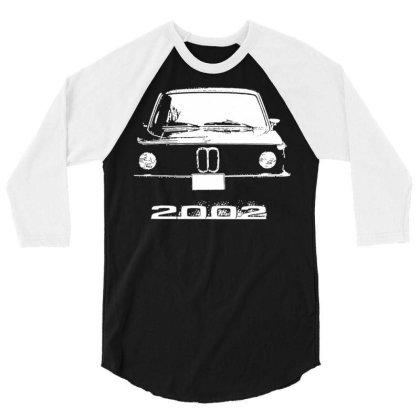 2002 Retro Pic Classic Automotive 3/4 Sleeve Shirt Designed By Schulz-12