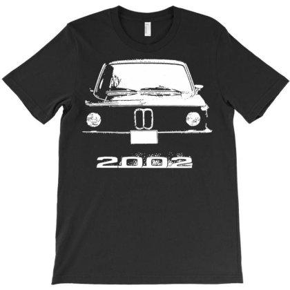2002 Retro Pic Classic Automotive T-shirt Designed By Schulz-12
