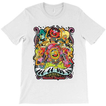 Dr Teeth Merch T-shirt Designed By Ria Amarzhani