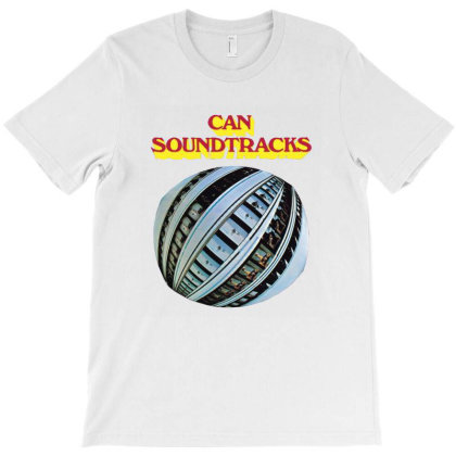 Can Band Logo T-shirt Designed By Ria Amarzhani