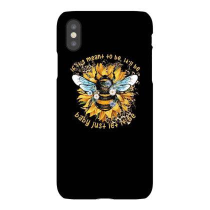 Meant To Bee Iphonex Case Designed By Badaudesign