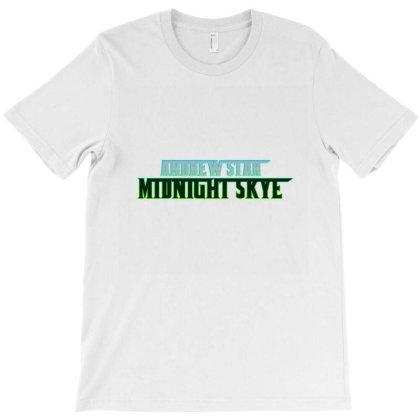 Midnight Skye Merch T-shirt Designed By Andrewstar