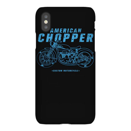 American Chopper Iphonex Case Designed By Bettercallsaul