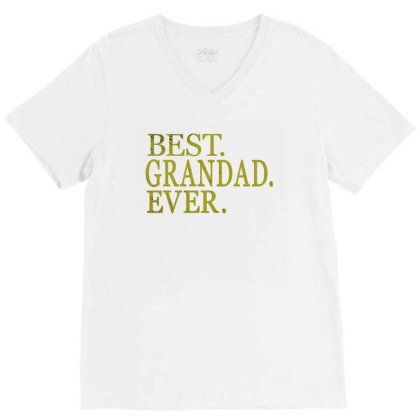 Best Kid Ever V-neck Tee Designed By Alparslan Acar