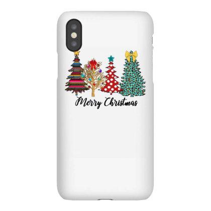Christmas Tree Iphonex Case Designed By Badaudesign