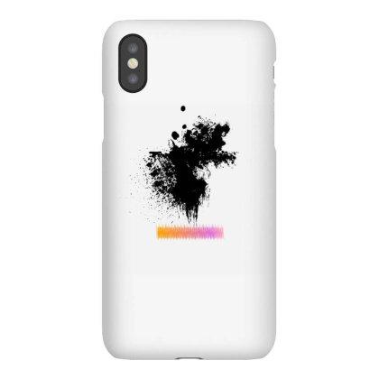 Splashed Ink! Iphonex Case Designed By Shrez