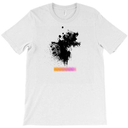 Splashed Ink! T-shirt Designed By Shrez